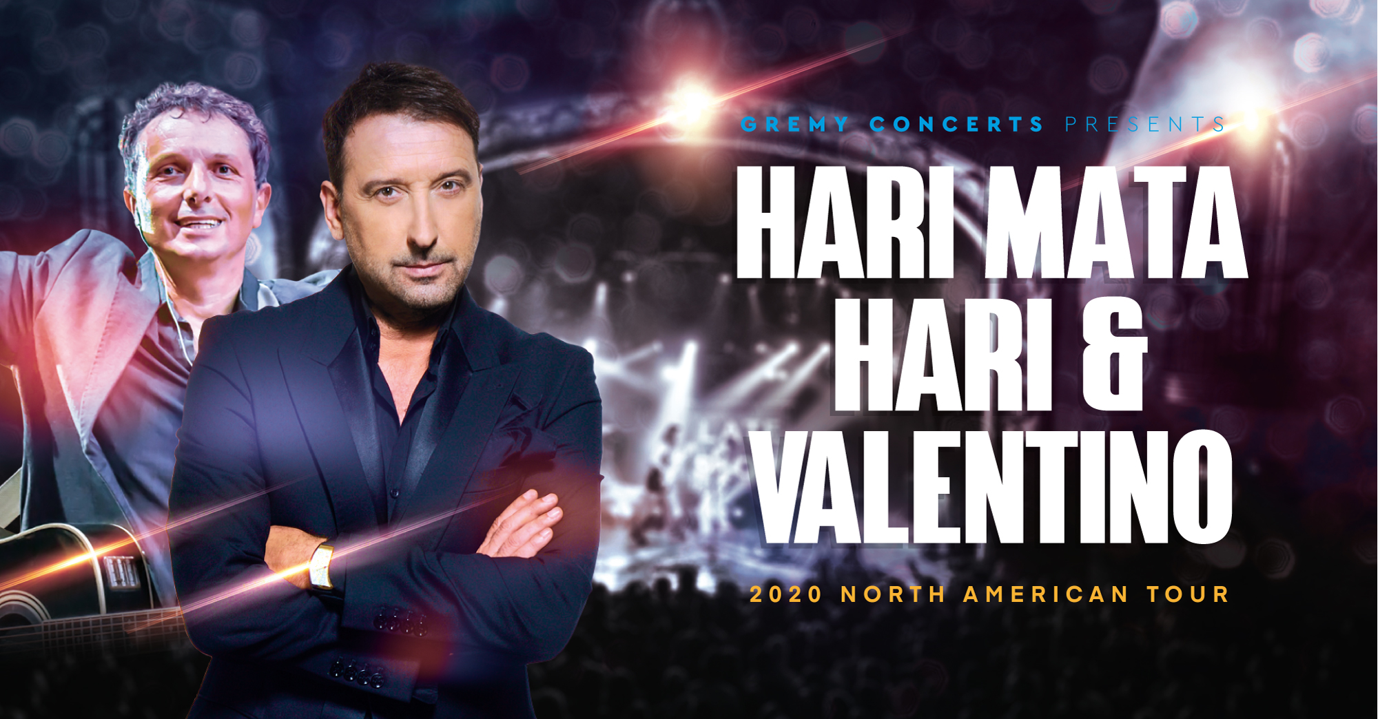 HARI MATA HARI & Valentino - TORONTO 2020